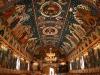 Interior biserica - Pronaos