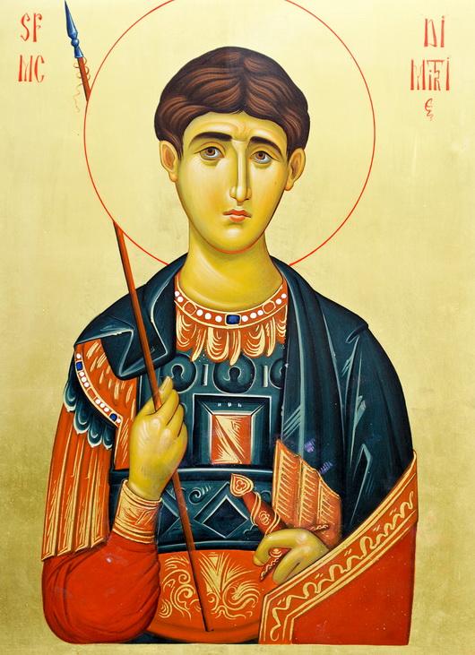 26.10 - Sf. M. Mc. Dimitrie