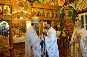 IPS Irineu & Ierom. Casian - Izvorul Tamaduirii - Manastirea Sighisoara - 25.04.2014