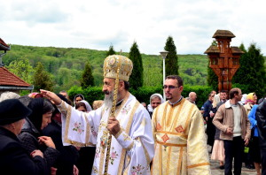 IPS Irineu - Izvorul Tamaduirii - Manastirea Sighisoara - 25.04.2014-