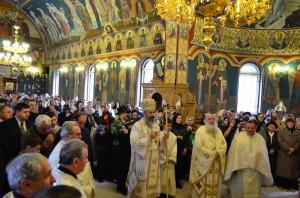 IPS Irineu - Izvorul Tamaduirii - Manastirea Sighisoara - 25.04.2014 -